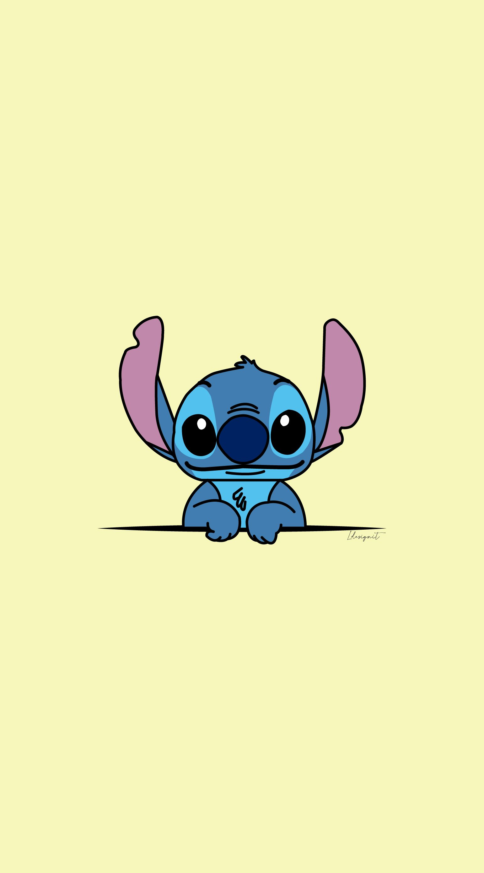 Stitch Wallpaper Wallpaper Lilo And Stitch Drawings