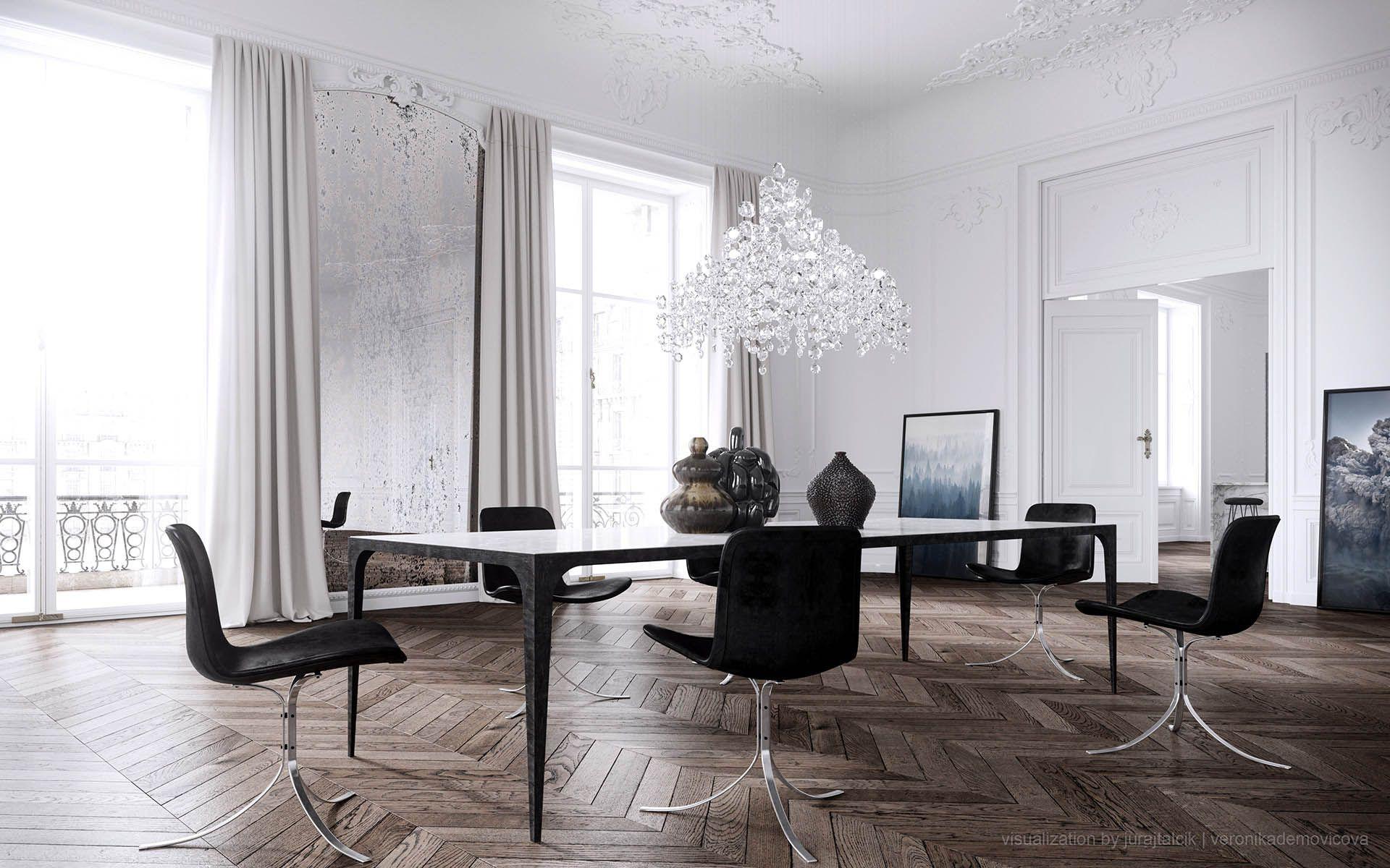 PARIS Appartment — Talcik Demovicova