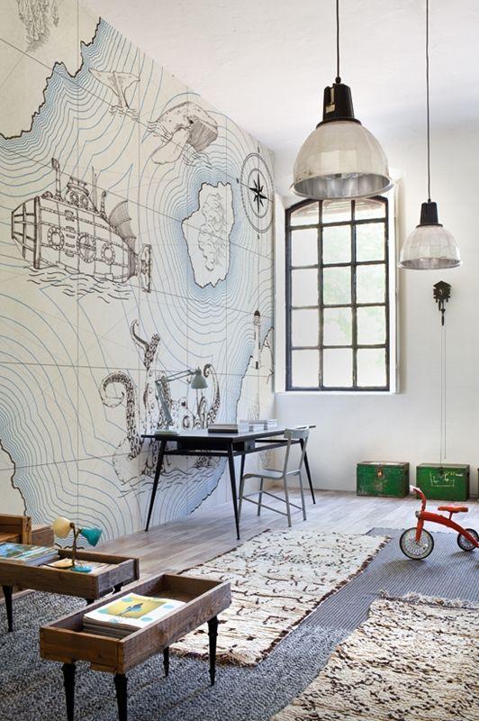 Wall & Decò Carte da parati per l'arredo contemporaneo