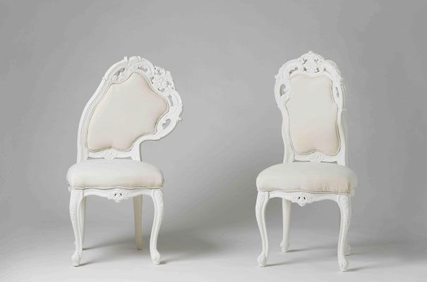The Strange And Surreal Furniture By Korean Designer And Artist Lila Jang,  Who In Her Last Series Has Fun To Twist And Distort The Classic French  Furniture ...