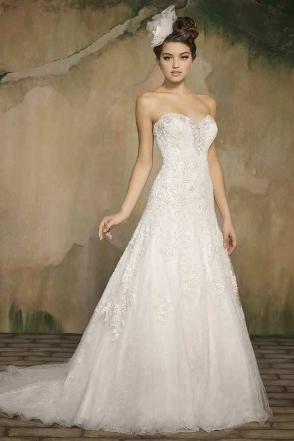 White Rose Bridal Pearl Couture