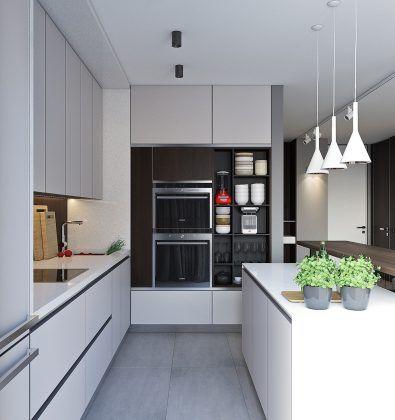 Minimalist kitchen design small house interior modern also best apartment images bedroom bedrooms rh pinterest