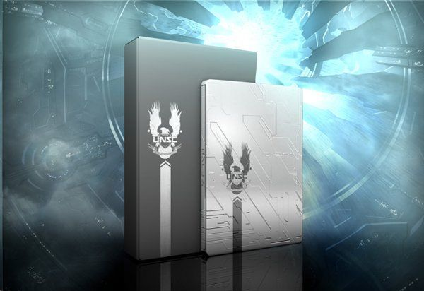 343 Industries in their weekly bulletin released the information on all the different retail editions of Halo 4 that will be available upon release. So how many are they doing this time? 3? 4? Nope, this time around they are focusing it down to just 2 different editions of the game. Standard and Limited Edition.