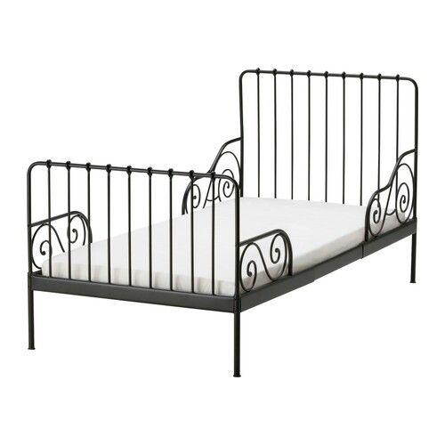 Tilden Standard Metal Bed Twin Antique Bronze Inspire Q Twin
