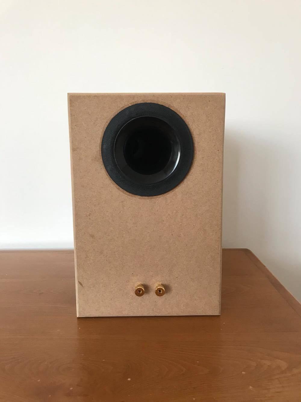 Diy speaker plans 2 way bookshelf kit audio judgement