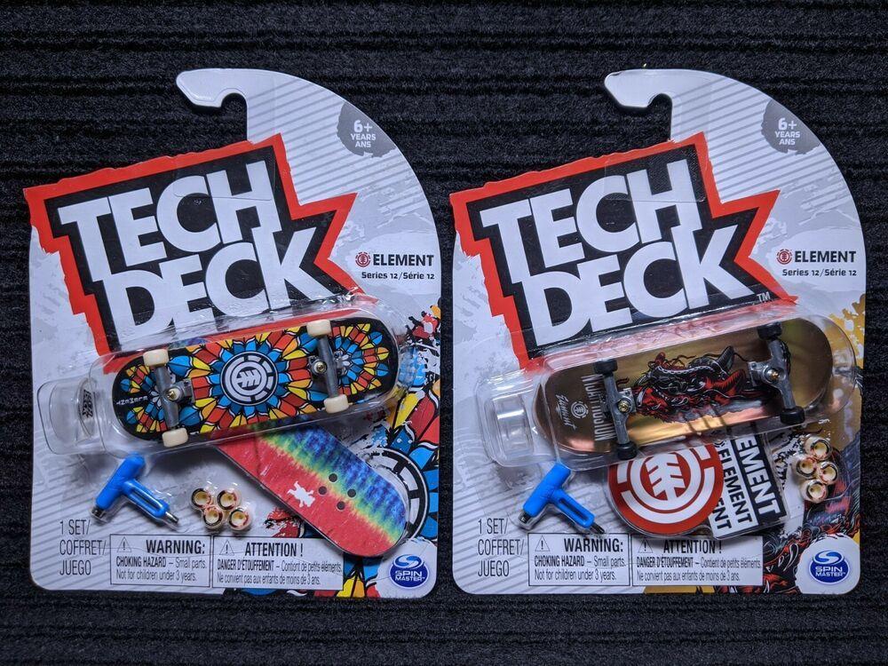 Element Tech Deck Skateboards