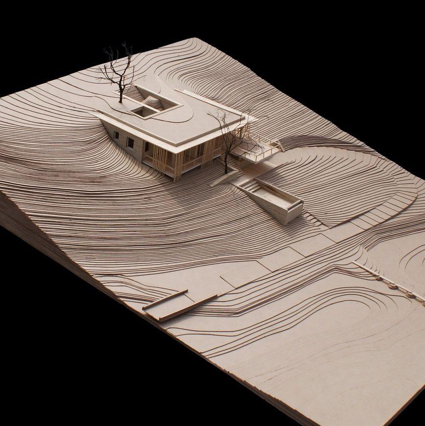 Archdaily od archdaily gallery of house by a river for Casa moderna gardone