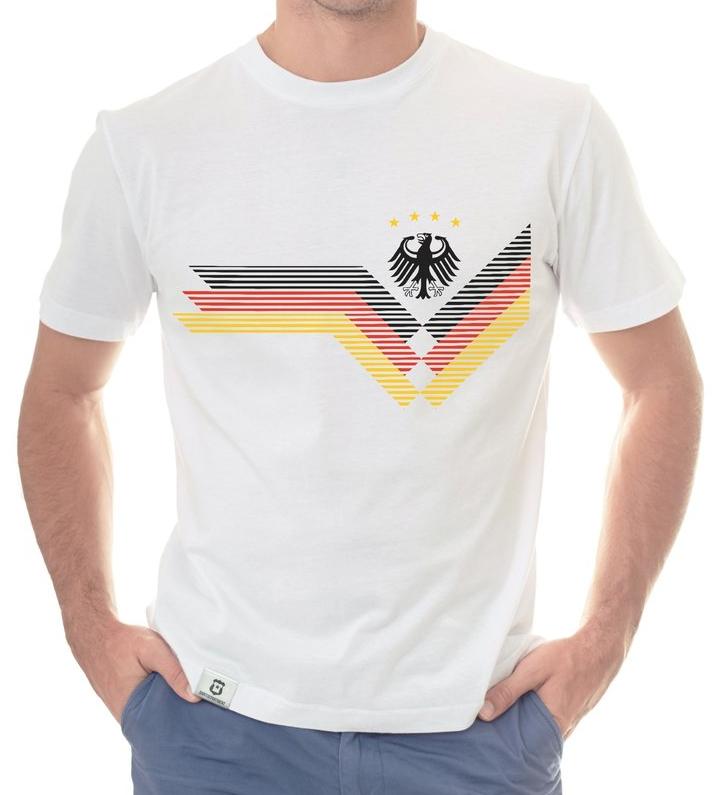 Herren T Shirt Deutschland Fussball Wm Wm Shirts Im Fan