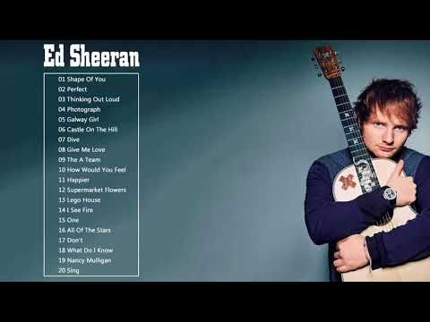 Streaming Or Download Ed Sheeran Greatest Hits Best Of Ed
