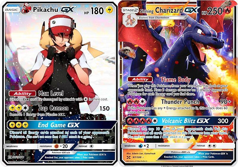 50x Pokemon Cards Bundle 100/% Genuine Cards