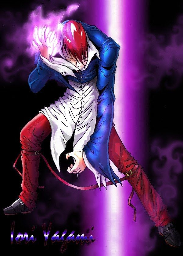 Image Result For Iori Yagami Evil Wallpaper Video Game Worlds
