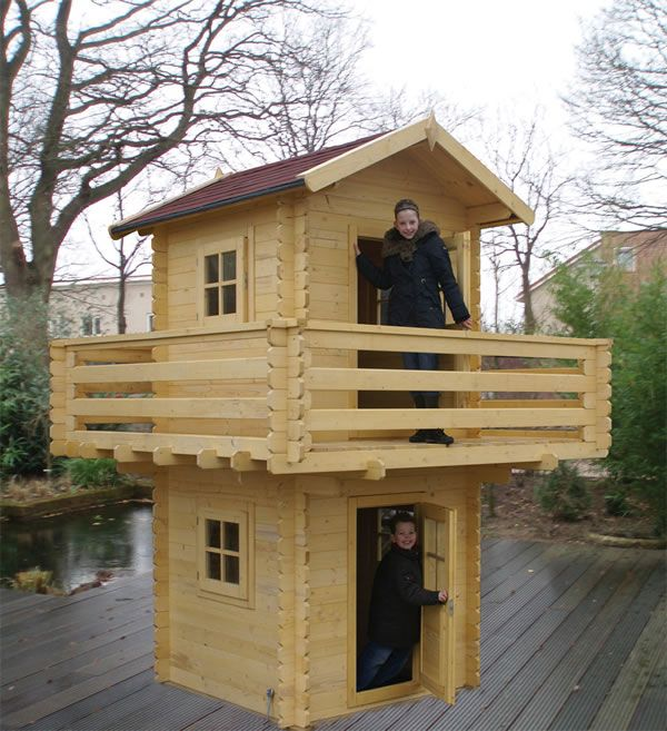 Love it would the kids just get a kick out of this for for 2 story shed plans