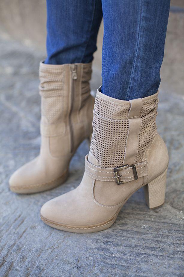 Perfect spring ankle boots by Nero Giardini! | Primavera, Nero