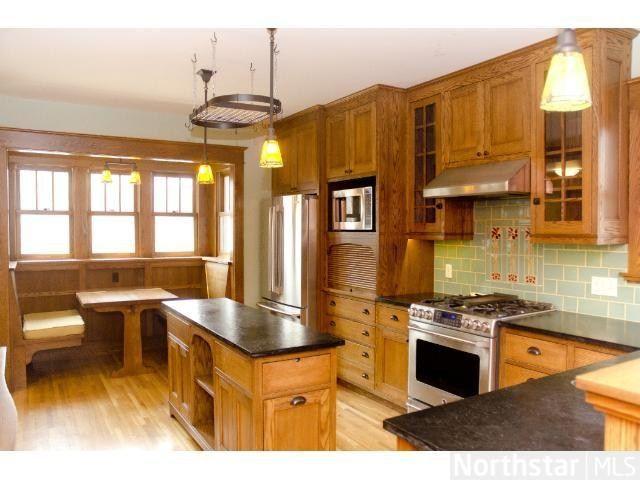 1916 Bungalow Kitchen Remodel   St. Paul, MN | Mission Houses | Pinterest |  Bungalow Kitchen, Bungalow And Kitchens