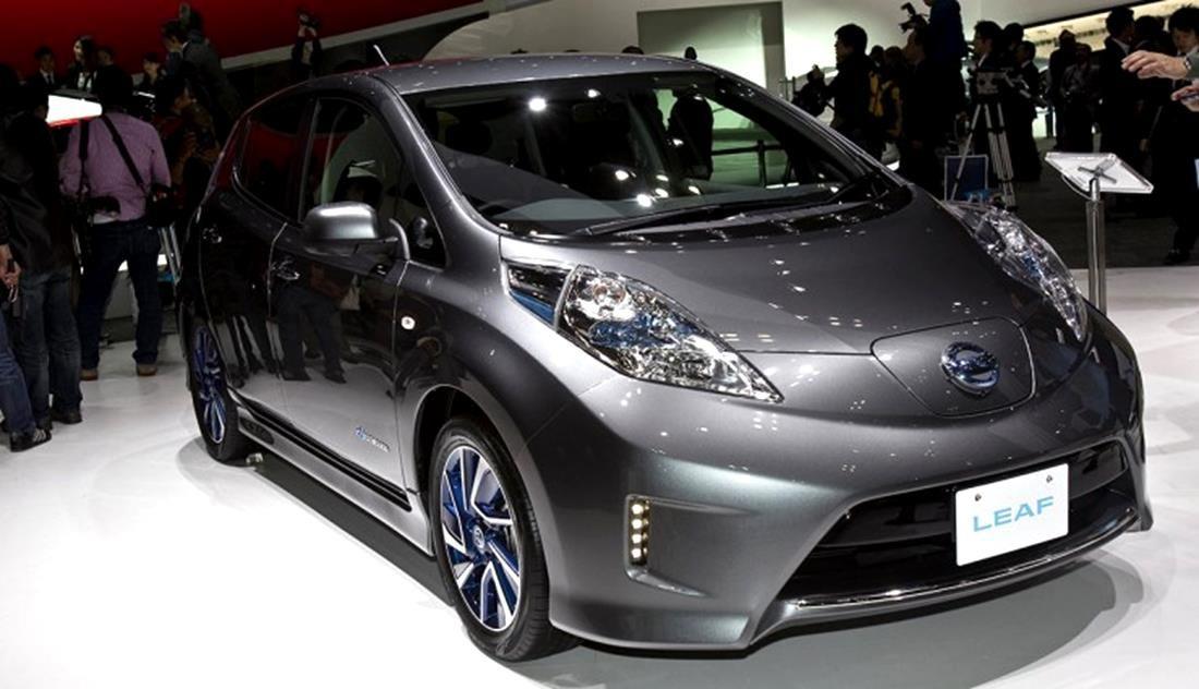 2015 Nissan Leaf Mpg Range Sl Review Sv