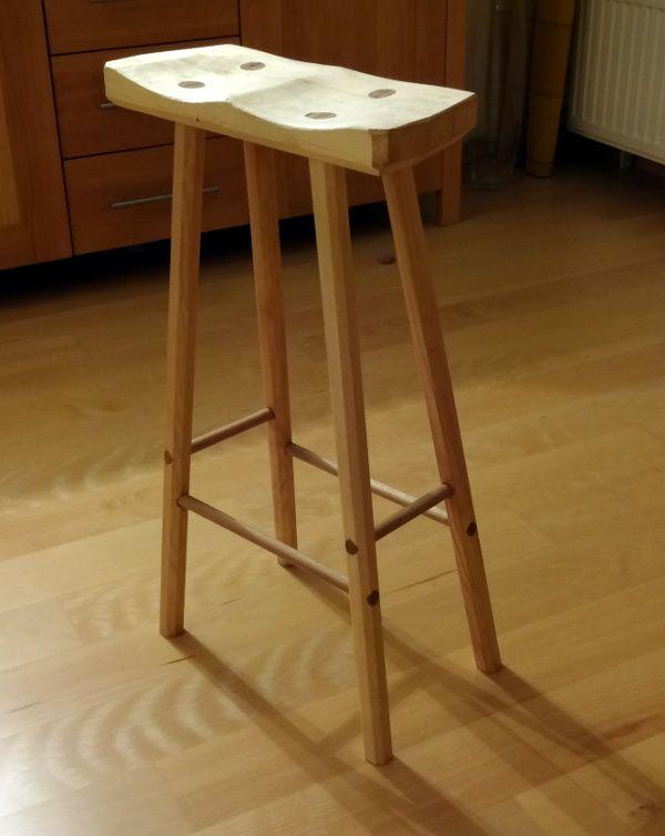 Strange Pin By Workshop Architecture On Furniture Stool Ibusinesslaw Wood Chair Design Ideas Ibusinesslaworg