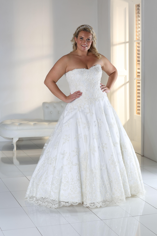 Wedding dresses for plus size brides  MotherBride BrideMother BridesDresses MotherBrideOutfits