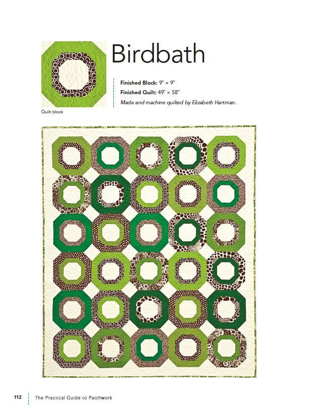 Birdbath quilt by elizabeth hartman my living room