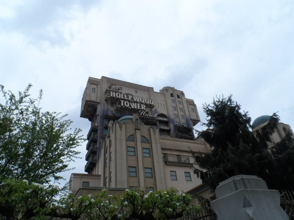 Tower of Terror, we survived! 04-'13