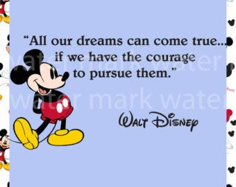 Mickey Mouse Inspirational Quotes   GLAVO QUOTES   Disney ...