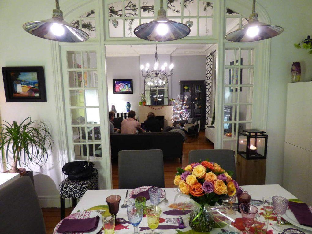 Grand salon avec salle à manger Très lumineux (6 fenêtres) Belle - Decoration Salle Salon Maison