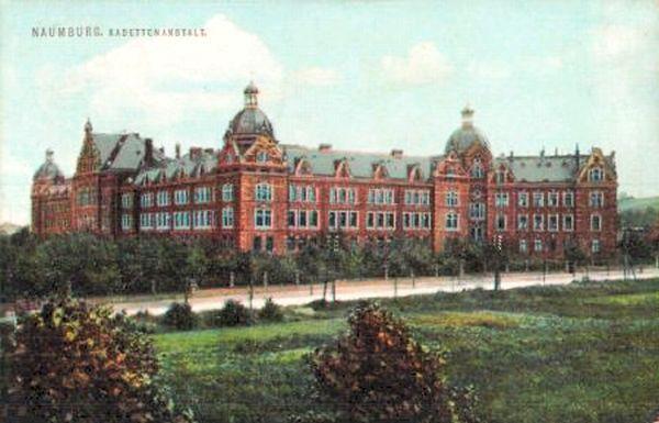 Kadettenanstalt, 1912