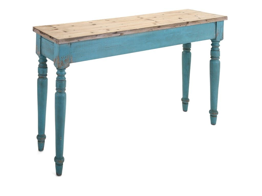 52x13 3/4 x 33 IMAX Our Claremore Wooden Console Table pairs ...