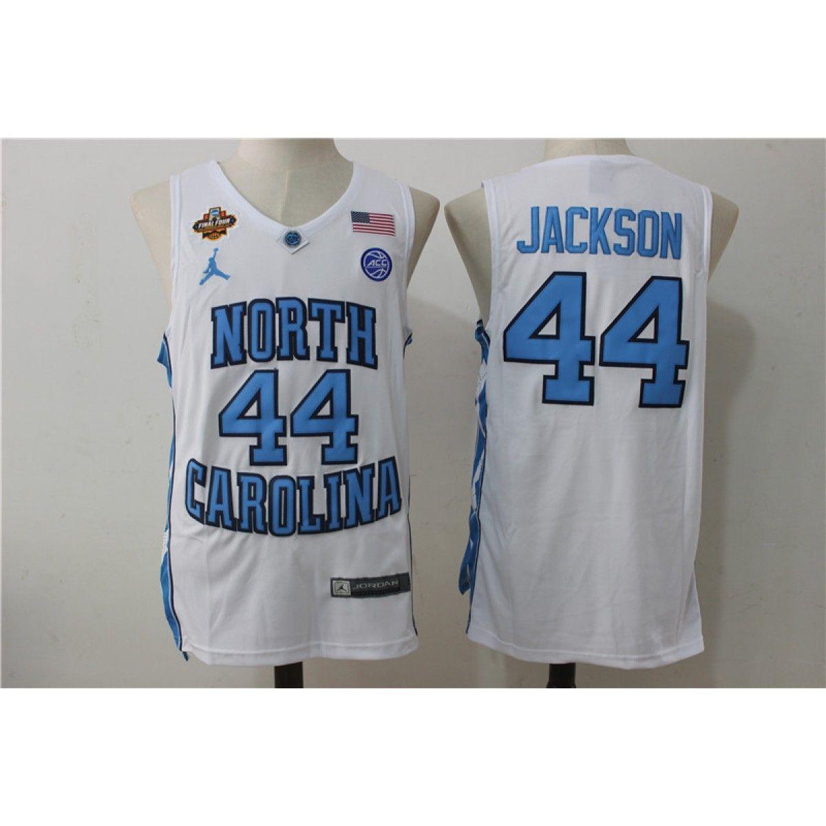 74f8d4441 NCAA North Carolina Tar Heels 44 Justin Jackson White College Basketball  Men Jersey