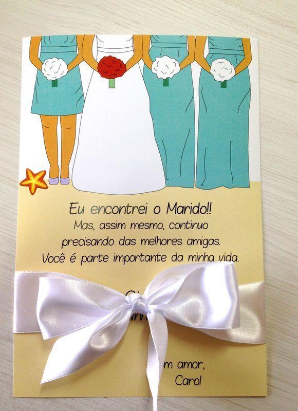 Como Avisar As Madrinhas Sobre A Cor Dos Vestidos Casamentos