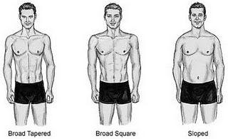 6466cf019e Body Shape - Men