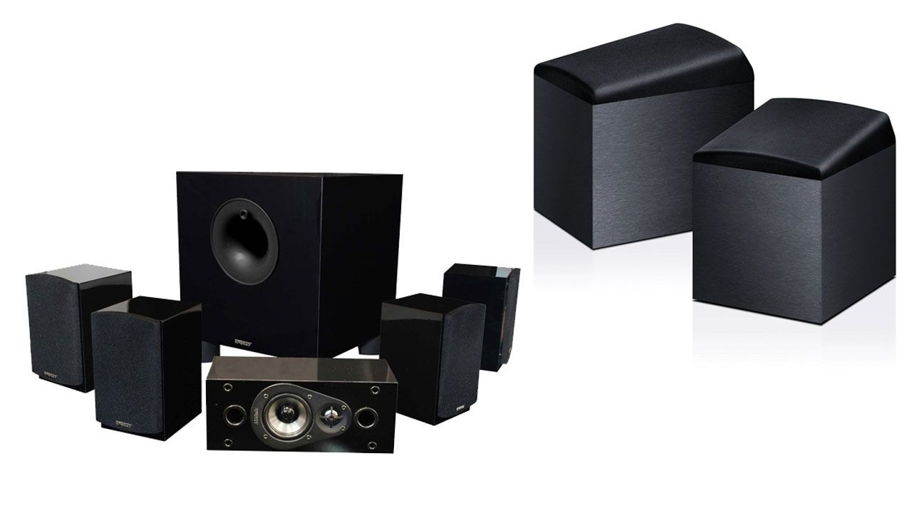 Top 5 Best Surround Sound Systems Reviews 2017 Home Theater Speakers