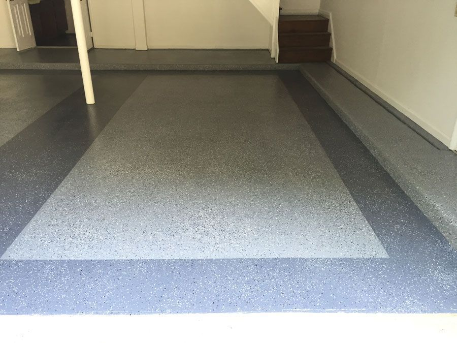 Easy And Affordable Garage Floor Options Tags Garage Floor