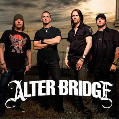 Alter Bridge Alter Bridge Music Is My Escape Myles Kennedy