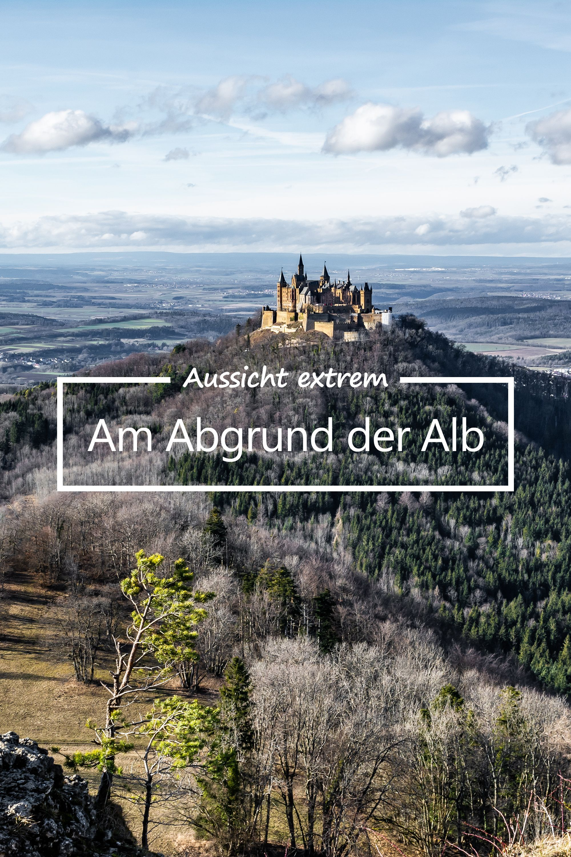 Extreme Aussicht Vom Zeller Horn Das Zeller Horn Ist Einer Der Extremsten Aussichtspunkte Der Schwabischen Alb Und Von Ganz Suddeutschland Hier Siehst Du Ab 2020