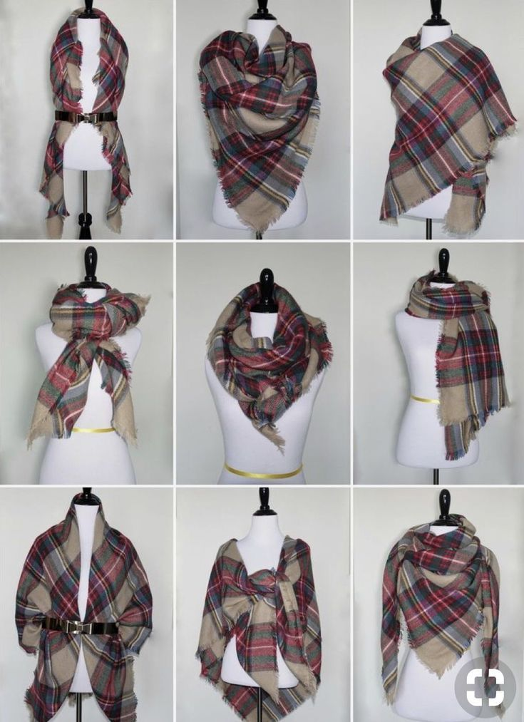 Photo of How to make a cuddly scarf – cool style