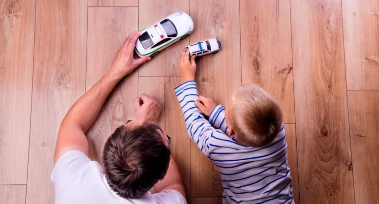 Why Are Dads So Important—And So Overlooked?