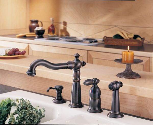 awesome Great Delta Victorian Kitchen Faucet 93 About ...