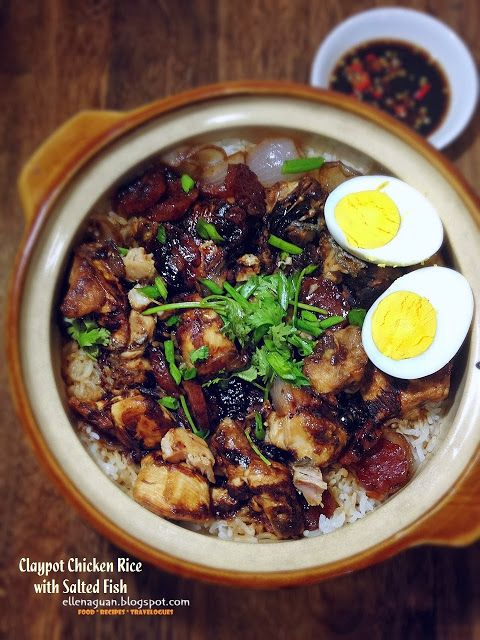 Cuisine paradise singapore food blog recipes reviews and travel cuisine paradise singapore food blog recipes reviews and travel featuring three one pot dish recipes claypot chicken rice with salted fish forumfinder Image collections