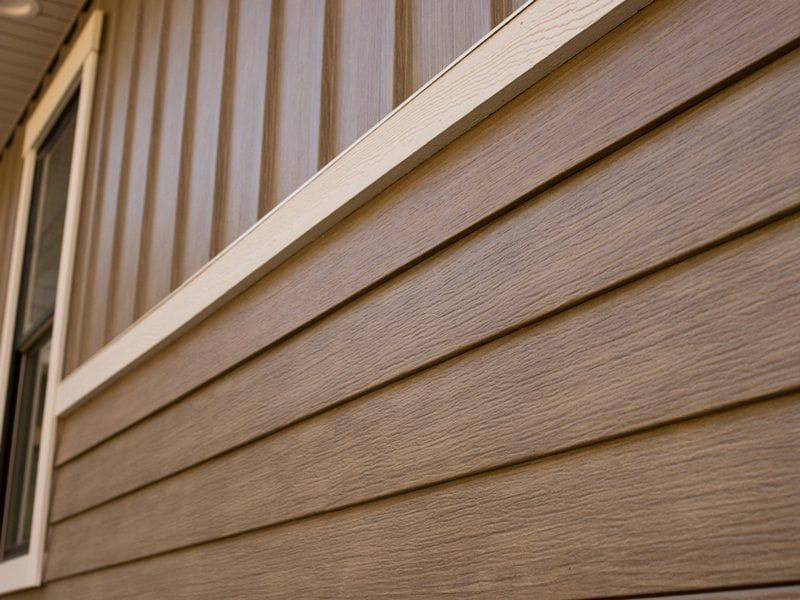 Board Batten And Single 8 In Napa Vine Steel Siding Exterior Siding House Siding