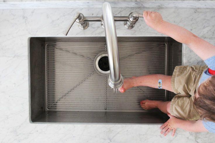 Life Around The Kitchen Sink Sink Quartz Sink Quartz Countertops