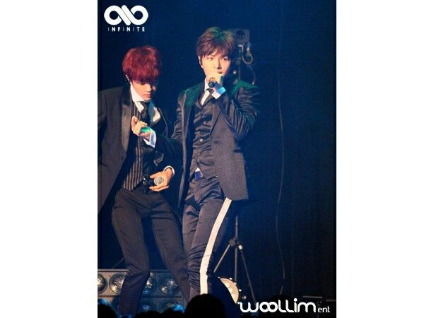 """20151217 Winter Party """"For You"""" #INFINITE #MyungSoo #L"""