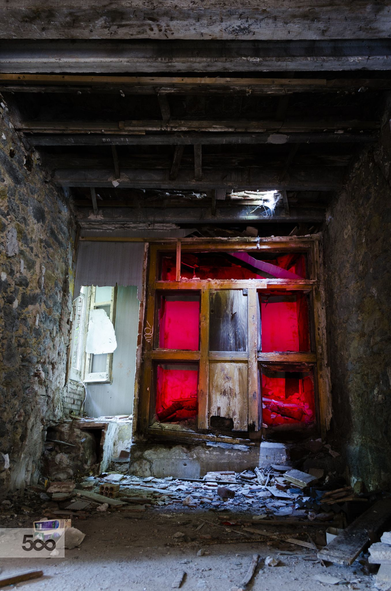 Camino al infierno by juan carlos carnerero romo on 500px