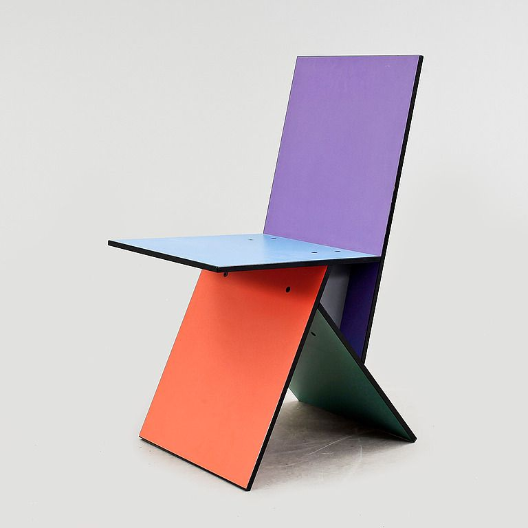 Chair For Ikea Designed By Verner Panton 90s
