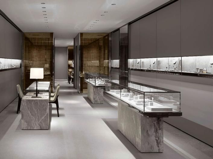 2015 Idc Winners Image Galleries Interior Design Competition Iida Jewelry Store Design Store Design Shop Interior Design