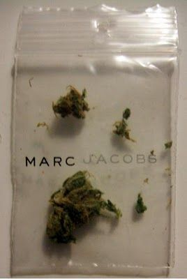 weed by marc jacobs