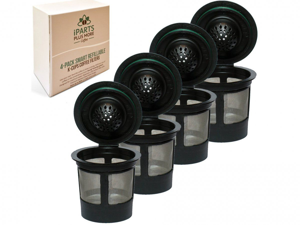 k-cup reusable coffee filter reviews