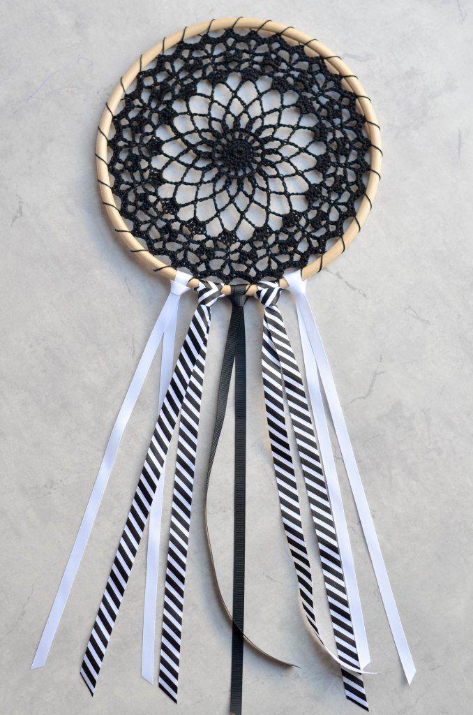 DSC_0524 Crochet Dream Catcher! | Crochet | Pinterest | Mandalas