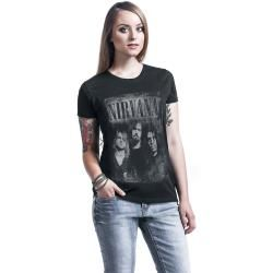 Photo of Nirvana Faded Faces T-Shirt