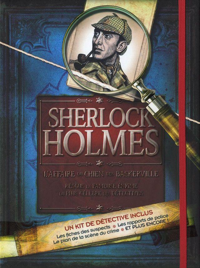 Sherlock Holmes. L'affaire du chien des Baskerville - Deborah Kespert