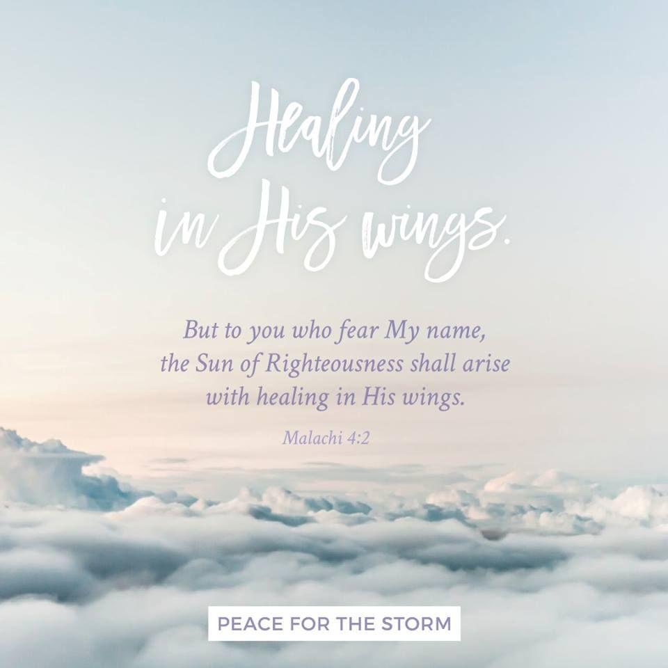 Bible Verses About Healing Hearts Kjv